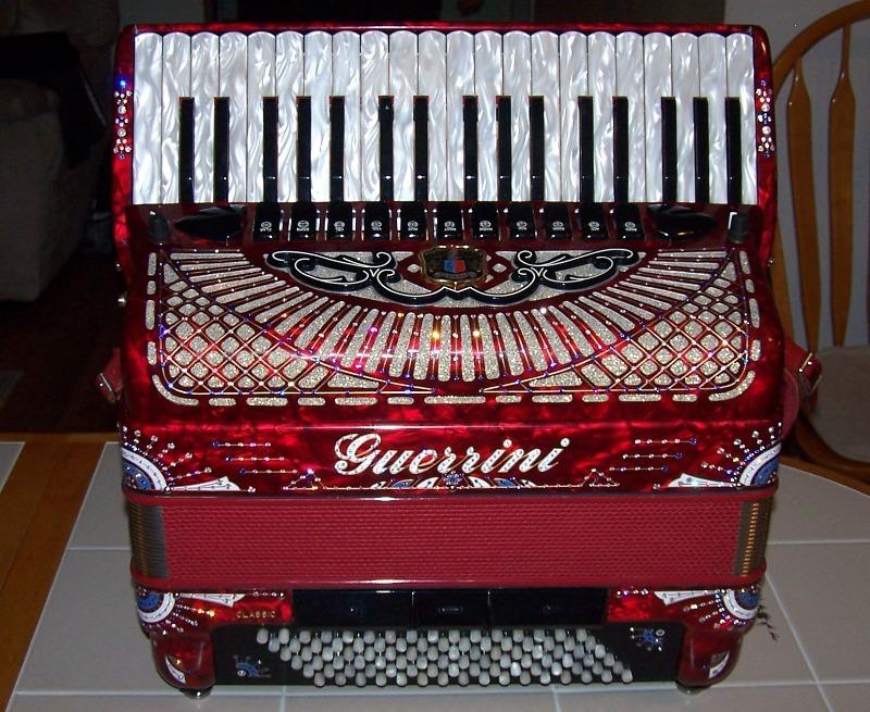 guerrini accordion auto izbor. Black Bedroom Furniture Sets. Home Design Ideas