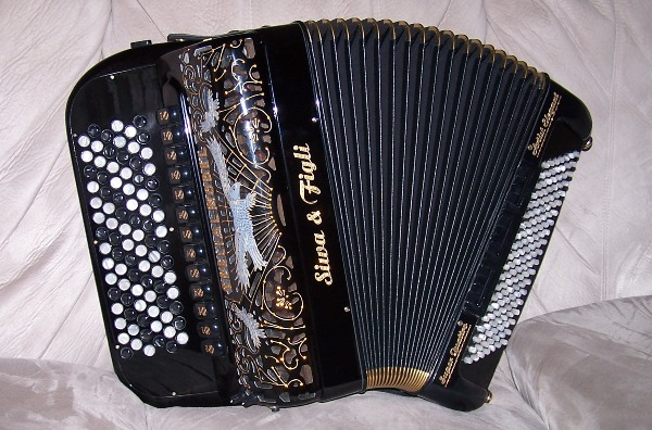 Siwa & Figli Super Quattro Chromatic Accordion