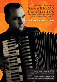 Sergiu Popa - Eastern European Music DVD