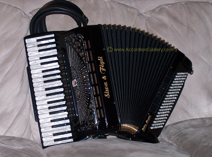 Siwa & Figli Cobra Musette Accordion